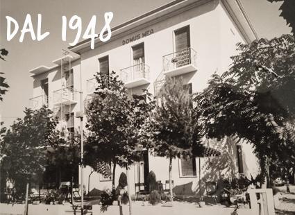 L'Hotel nel 1948